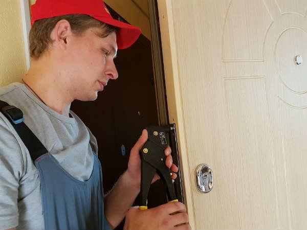 ремонт дверей в Котельниках